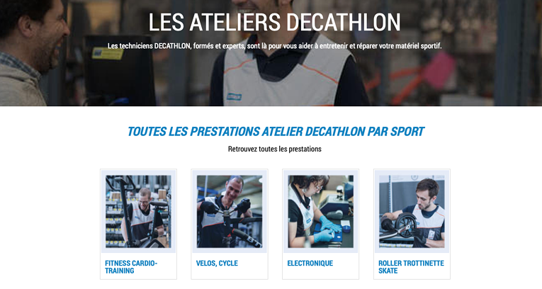 3 Decathlon