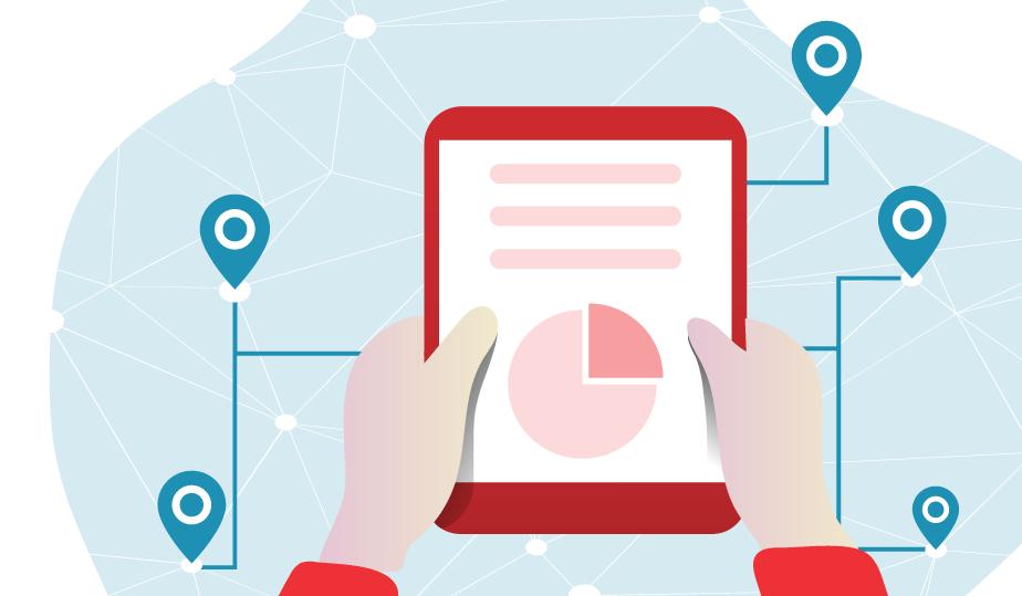Marketing digital local : Comment impliquer le reseau de points de vente