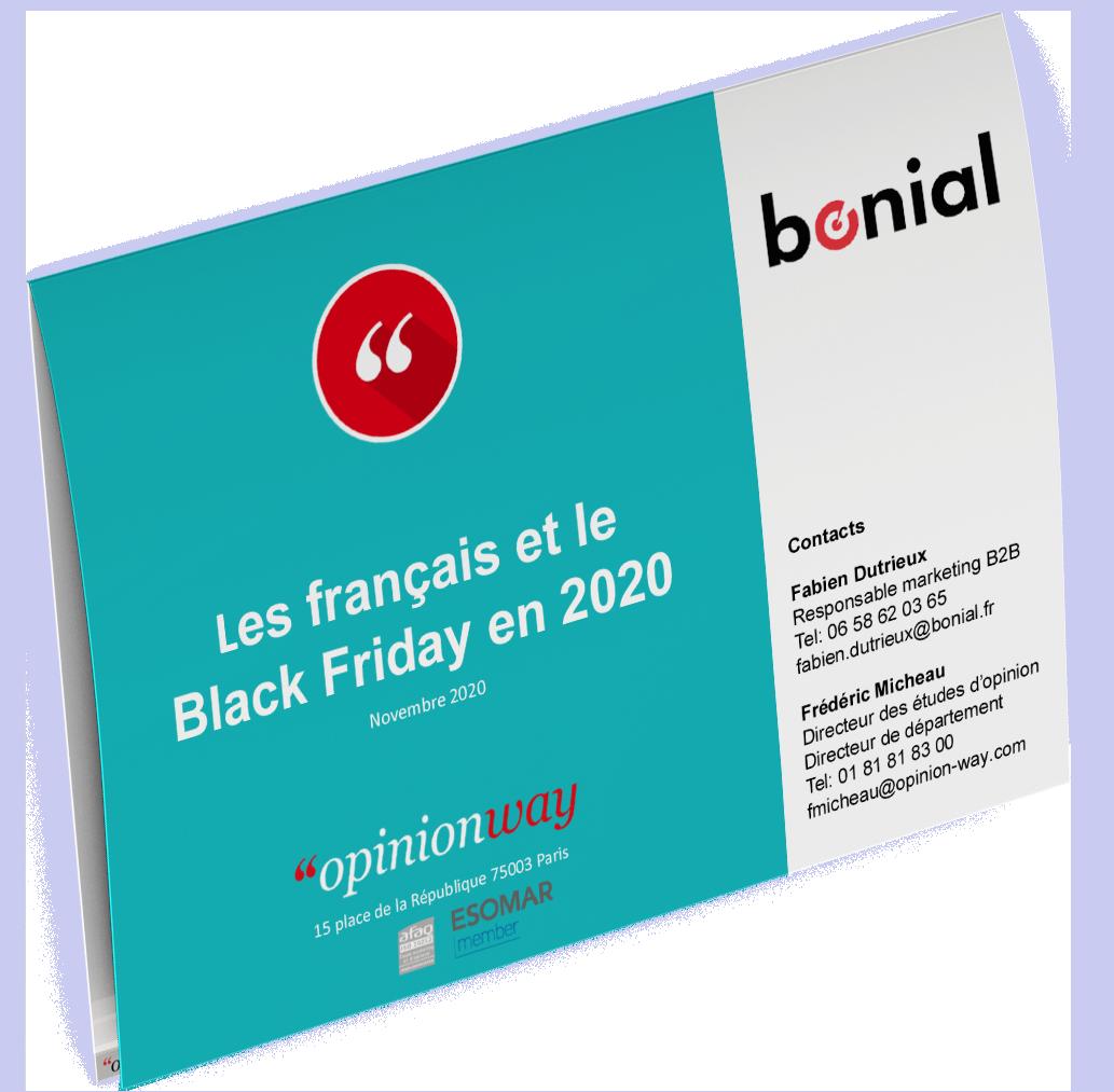 Les français et le Black Friday en 2020