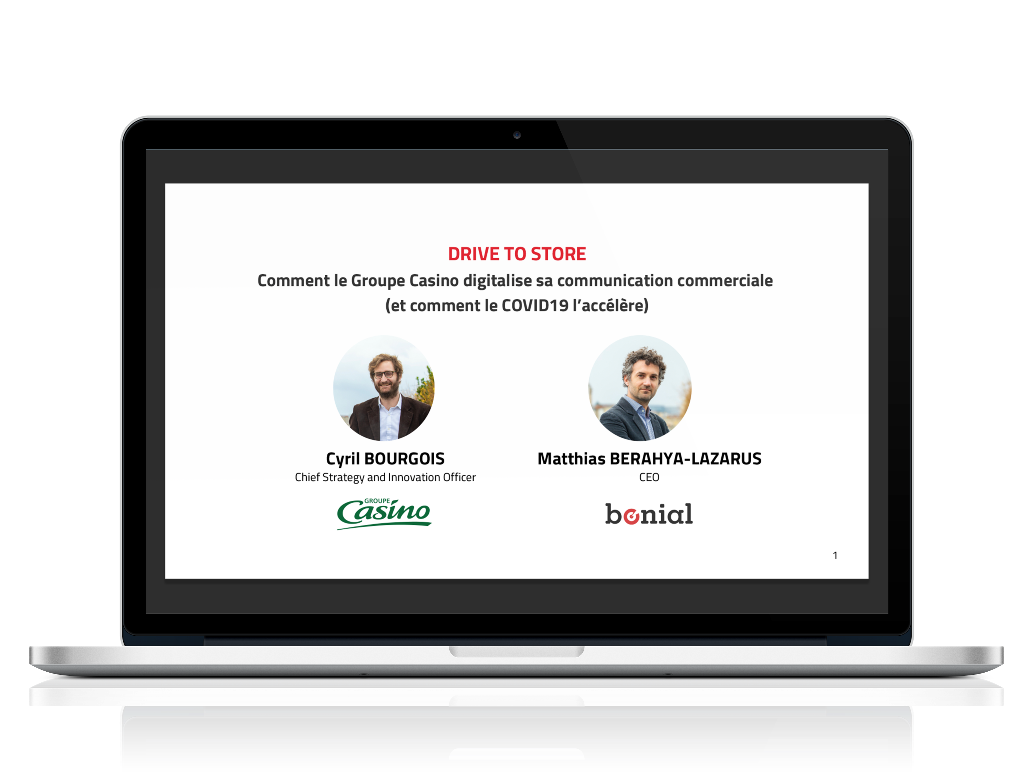 Groupe Casino (Webinar)