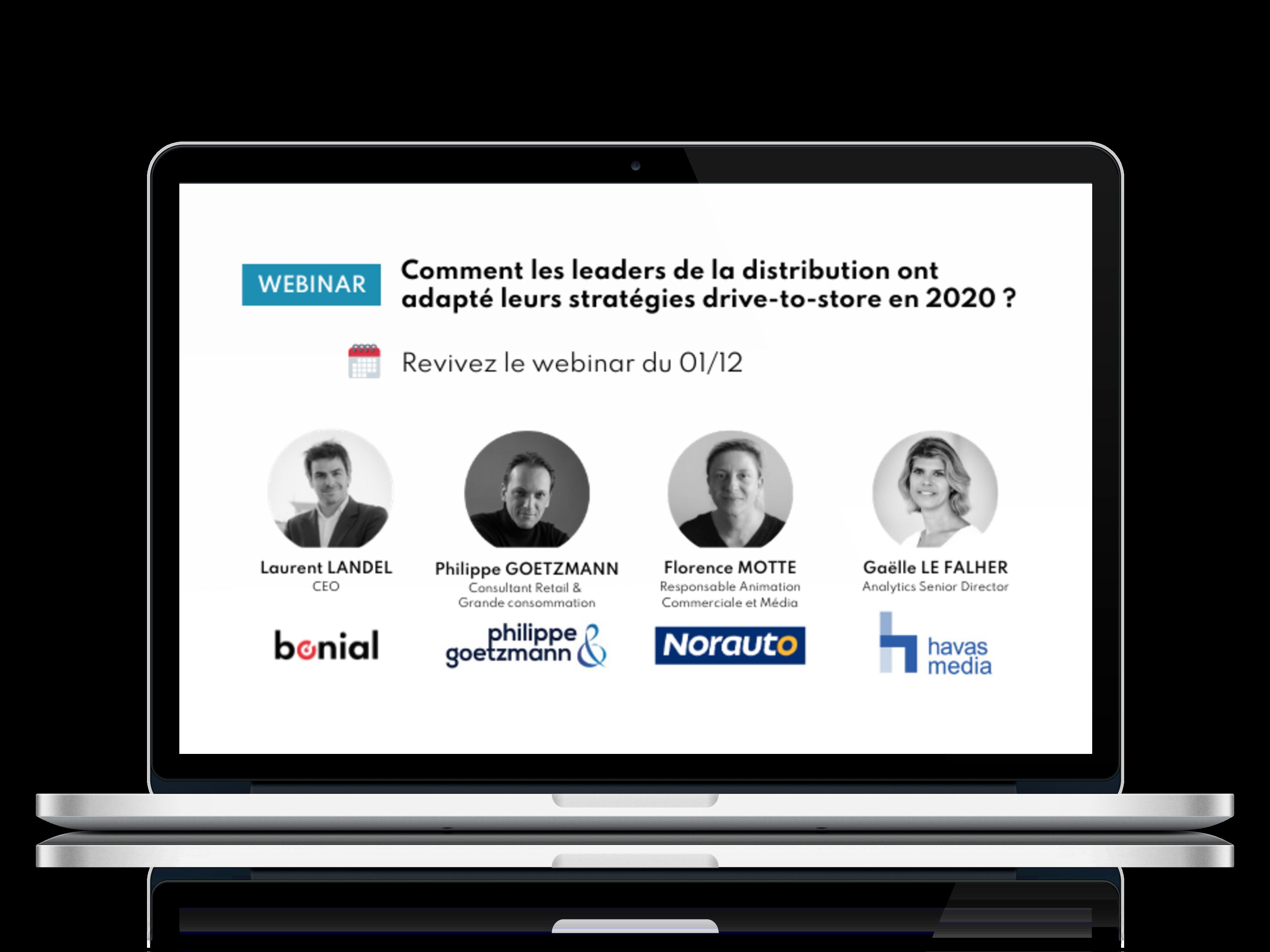 Comment les leaders de la distribution ont adapté leurs stratégies drive-to-store en 2020 ?