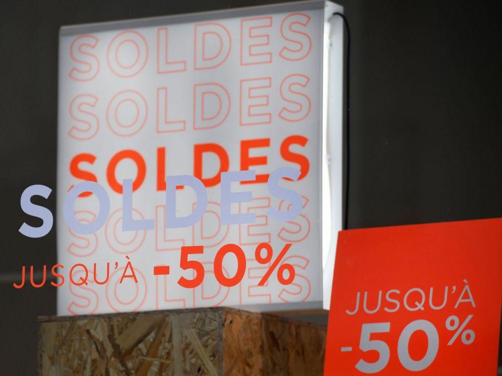 Soldes: à partir de quel rabais le consommateur se laisse-t-il tenter?