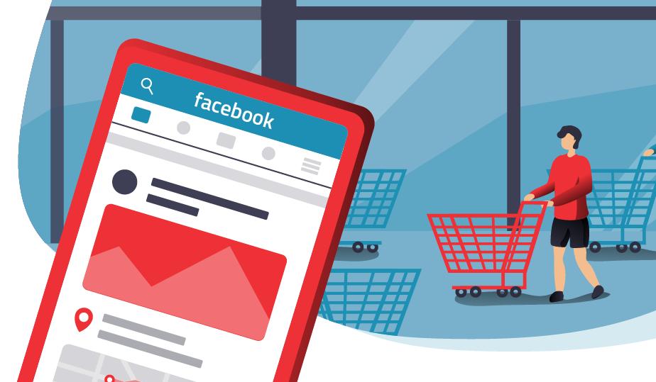 Facebook Store Visit