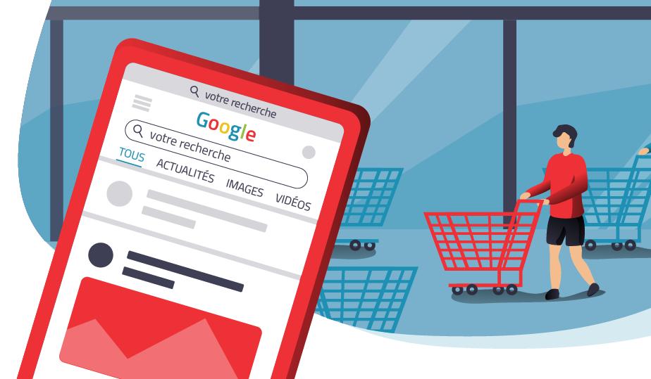 Google Store Visit