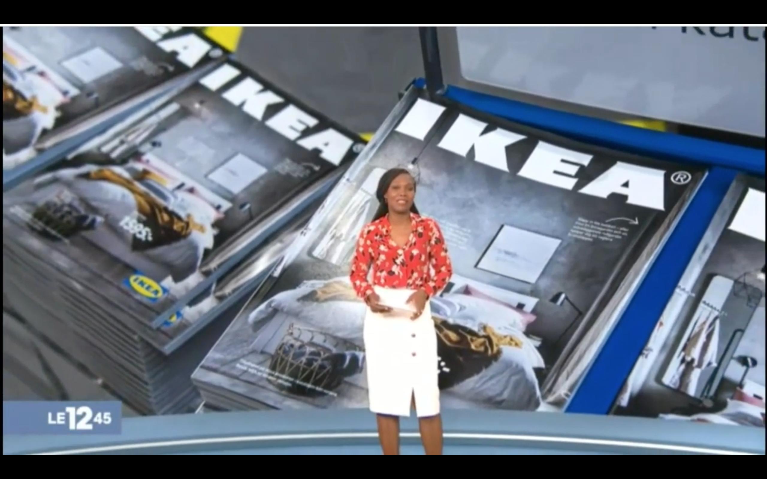 Ikea annonce l'arrêt de son catalogue papier