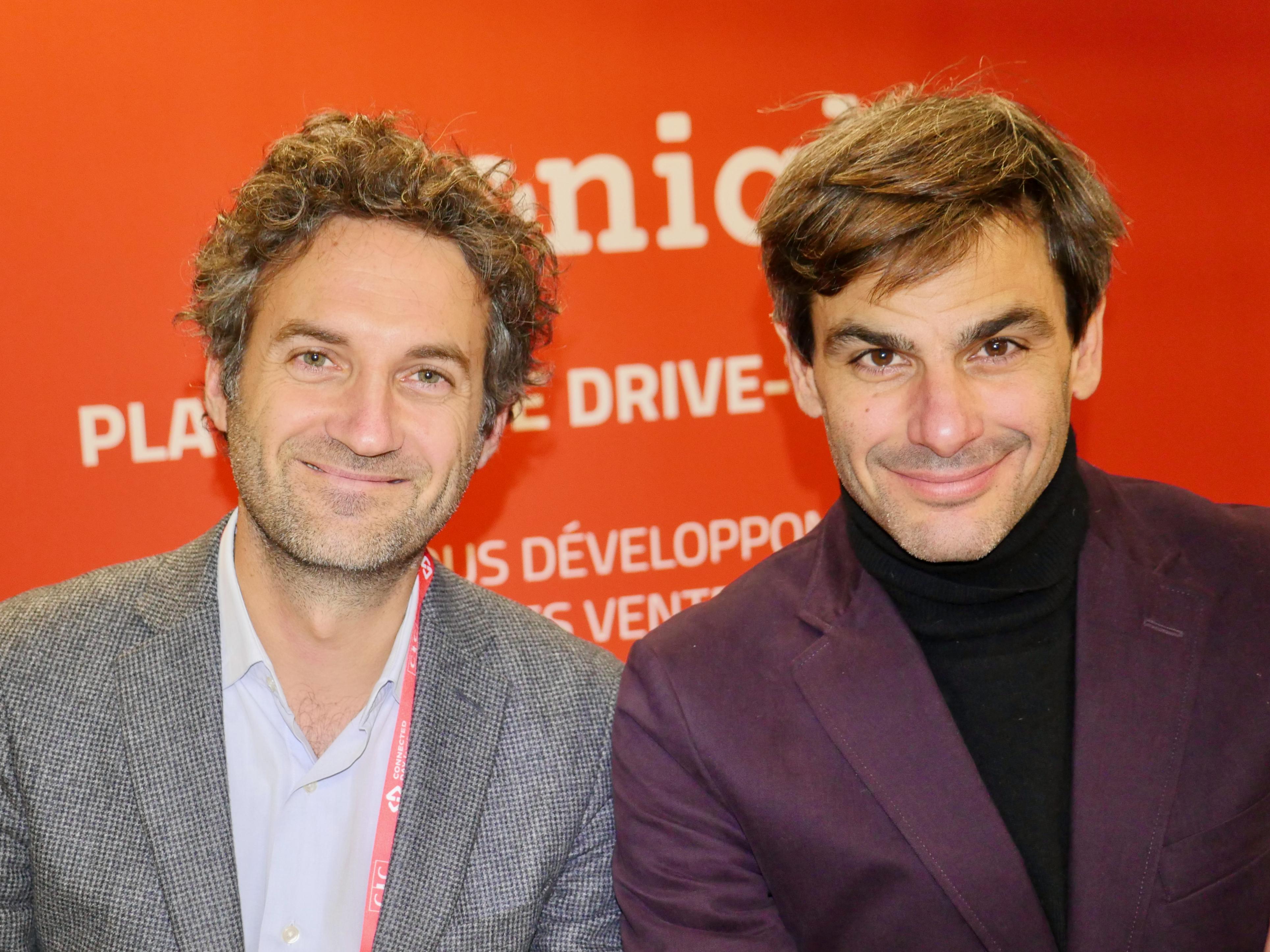 Laurent Lander et Matthias BERAHYA-LAZARUS