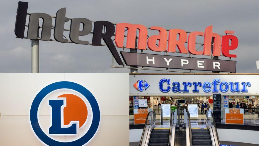 Leclerc, Carrefour, Intermarché... quel est le supermarché préféré des Français ?