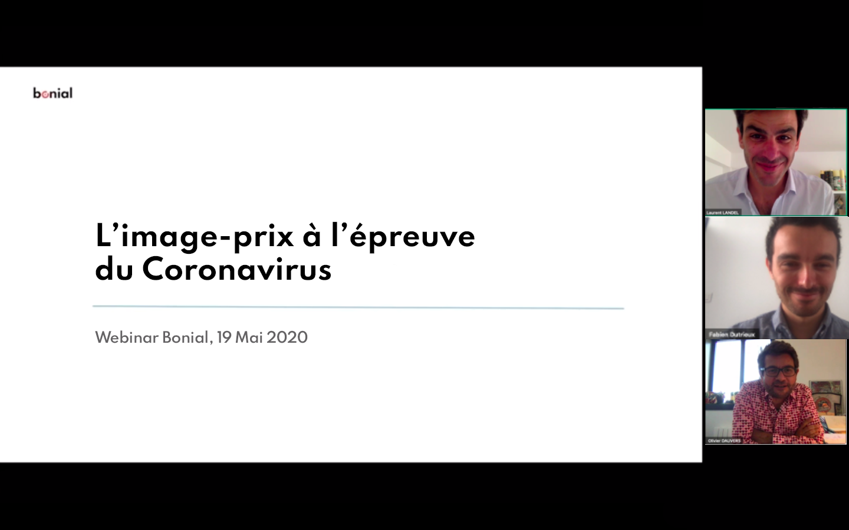 Webinar : L'image-prix à l'épreuve du coronavirus