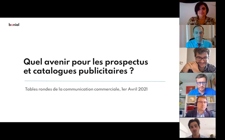 Quel avenir pour les prospectus et catalogues publicitaires ?